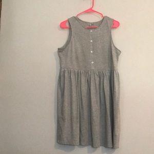 ASOS Grey Smock Dress Size 8